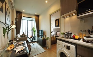 Ideo-Sathorn-Tha-Phra-Bangkok-condo-1-bedroom-for-sale-1